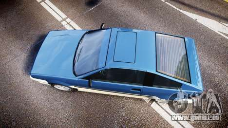 Dinka Blista Compact R für GTA 4 rechte Ansicht