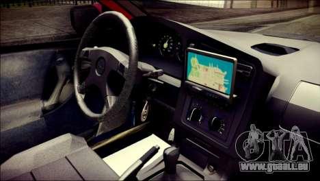 Opel Astra G Caravan pour GTA San Andreas vue de droite