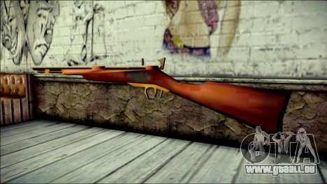 Tokisaki Kurumi Rifle pour GTA San Andreas deuxième écran