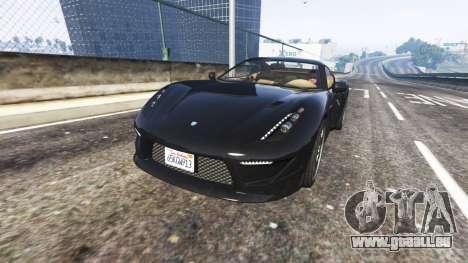 Realistische maximale Geschwindigkeit für GTA 5