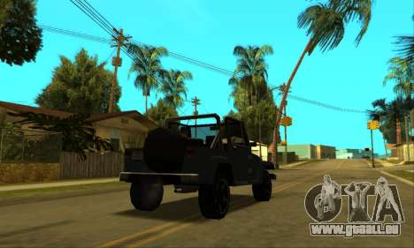 Mesa Final pour GTA San Andreas salon