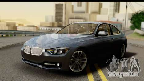 BMW 335i Coupe 2012 pour GTA San Andreas