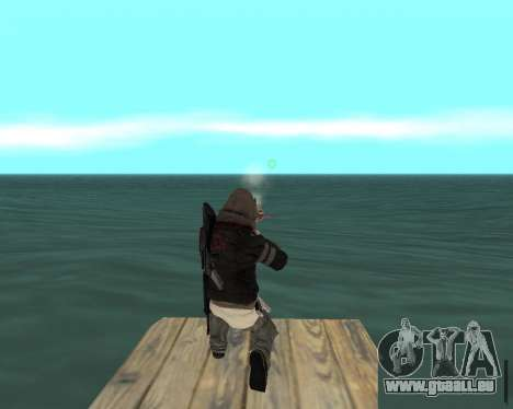 Weapon Sounds By Weazzy für GTA San Andreas