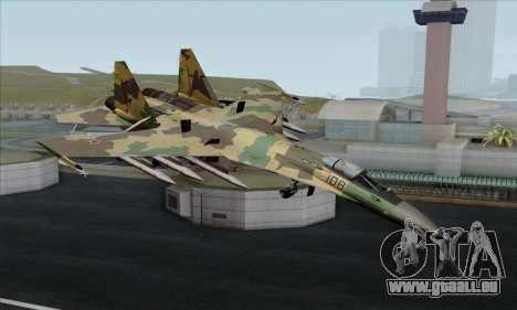 SU-35 Flanker-E ACAH für GTA San Andreas