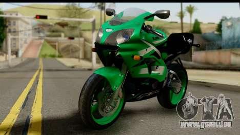 Kawasaki ZX-9R pour GTA San Andreas