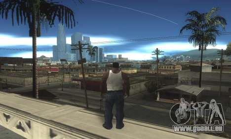 ENB v1.9 & Colormod v2 pour GTA San Andreas deuxième écran