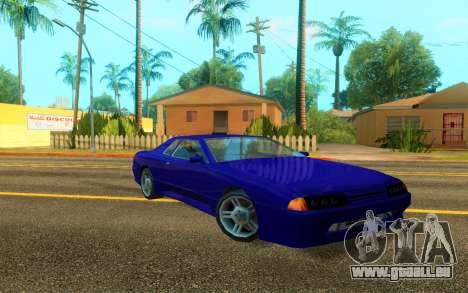 Elegy WorldDrift v1 für GTA San Andreas