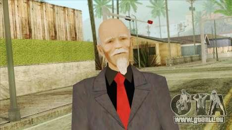 Der Alte Chef Der Triaden für GTA San Andreas dritten Screenshot
