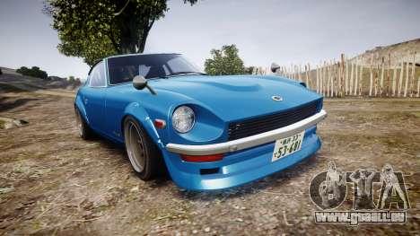 Nissan Fairlady Z (S30) Devil Z pour GTA 4