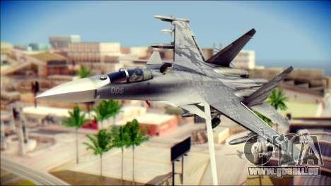 SU-37 Hexagon Madness pour GTA San Andreas