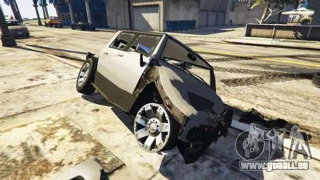 GTA 5 Erhöhte Verformung zweite Screenshot