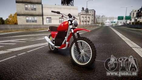 GTA V Dinka Enduro pour GTA 4