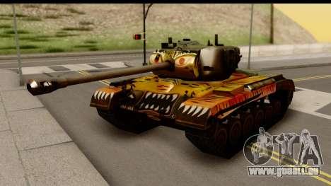 M26 Pershing Tiger für GTA San Andreas