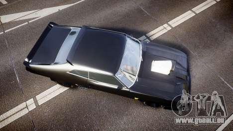 Ford Falcon XB GT351 Coupe 1973 Mad Max für GTA 4 rechte Ansicht