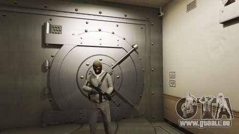 GTA 5 Vol de banque v0.2b troisième capture d'écran