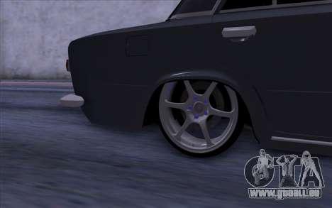 VAZ 2101 БПАN pour GTA San Andreas laissé vue