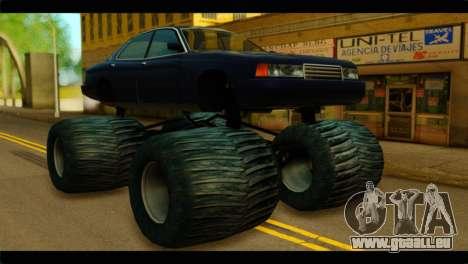 Monster Merit für GTA San Andreas