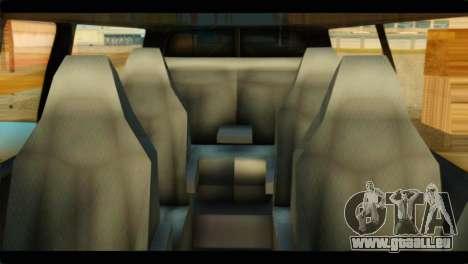 GMC Savana 3500 Passenger 2013 für GTA San Andreas rechten Ansicht