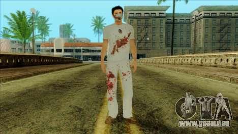 ER Alex Shepherd Skin without Flashlight für GTA San Andreas