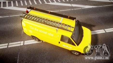 Vapid Speedo Whiz für GTA 4 rechte Ansicht