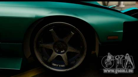 Nissan 200SX S13 Skin für GTA San Andreas rechten Ansicht