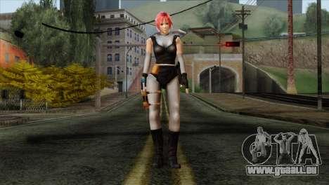 Regina DinoCrisis Skin für GTA San Andreas