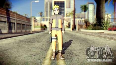 Naruto Skin pour GTA San Andreas