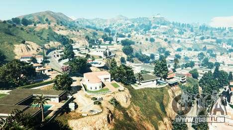 Real Life Graphics pour GTA 5