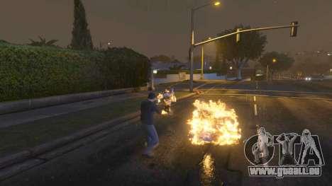 GTA 5 Grand Theft Zombies v0.1a zweite Screenshot