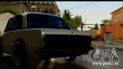 VAZ 2101 Krämpfe für GTA San Andreas rechten Ansicht