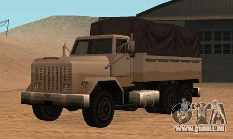Barracks Fixed pour GTA San Andreas