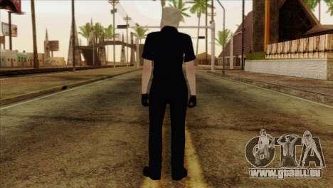 Skin 3 from Heists GTA Online DLC für GTA San Andreas zweiten Screenshot