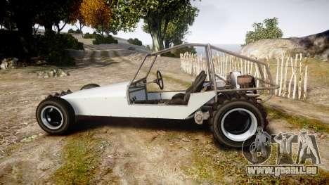 GTA V BF Dune Buggy für GTA 4 linke Ansicht