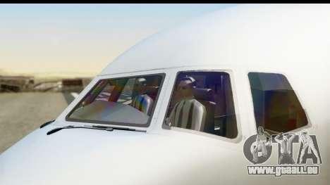 Boeing 777-200ER American Airlines pour GTA San Andreas vue de droite
