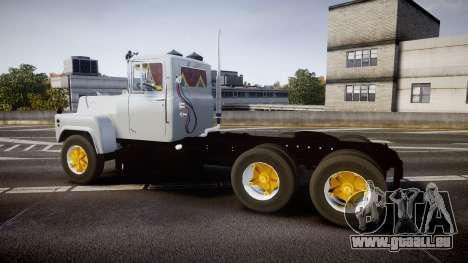Mack R700 für GTA 4 linke Ansicht
