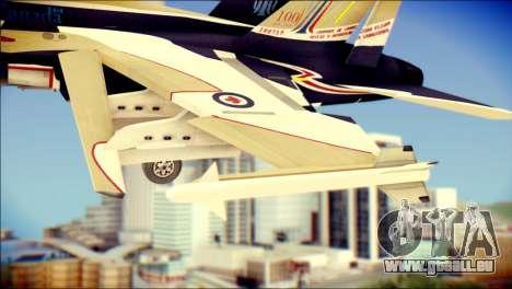 FA-18D Hornet RCAF für GTA San Andreas rechten Ansicht