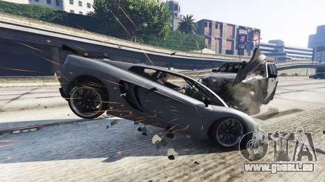 GTA 5 Der Sicherheitsgurt v1.1 zweite Screenshot