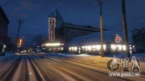 Voyage à North Yankton pour GTA 5