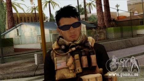 Medic from PMC für GTA San Andreas dritten Screenshot