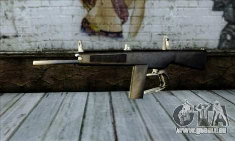 AA-12 Weapon pour GTA San Andreas