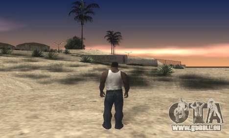 ENB v1.9 & Colormod v2 pour GTA San Andreas cinquième écran