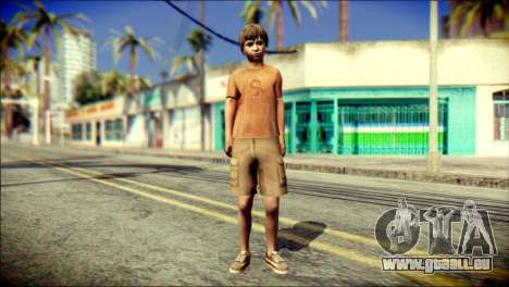 Joshua Shepherd SH Homecomimg pour GTA San Andreas