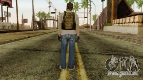 Sniper from PMC für GTA San Andreas zweiten Screenshot