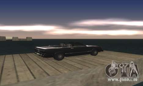 ENB v1.9 & Colormod v2 pour GTA San Andreas troisième écran