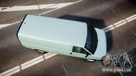Vapid Speedo ST für GTA 4 rechte Ansicht