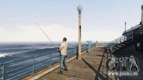 GTA 5 La pêche