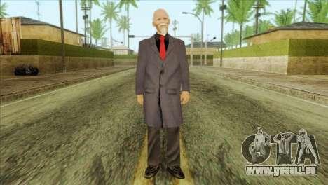 Der Alte Chef Der Triaden für GTA San Andreas