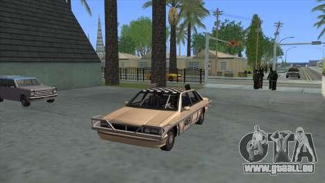 Bloodring Premier für GTA San Andreas