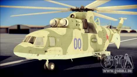 Mi-26 Halo pour GTA San Andreas