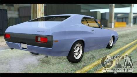 Ford Gran Torino pour GTA San Andreas laissé vue